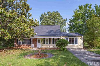 Garner Single Family Home For Sale: 1409 Kennon Road
