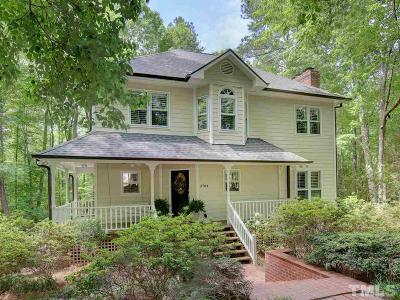 Raleigh Single Family Home For Sale: 3704 Stonecrest Court
