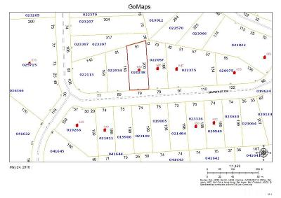 Louisburg Residential Lots & Land For Sale: 643 Shawnee Drive