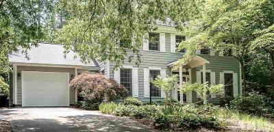 Chapel Hill Single Family Home For Sale: 6713 Falconbridge Drive