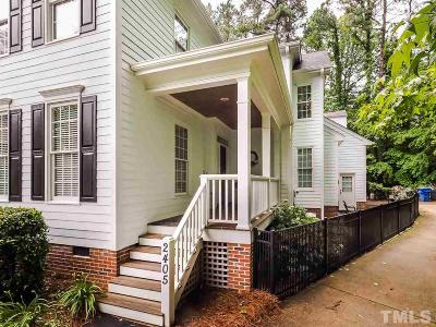Wake County Single Family Home For Sale: 2405 Carruthers Court