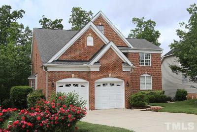 Raleigh Single Family Home For Sale: 9129 Sanctuary Court