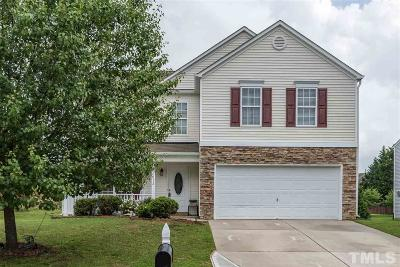 Clayton NC Single Family Home For Sale: $210,000
