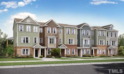 Raleigh Townhouse Pending: 6515 Perry Creek Road