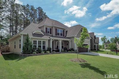 Angier Single Family Home Contingent: 8605 Malahar Lane