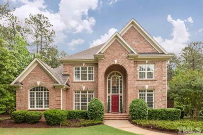 Wake County Single Family Home For Sale: 7608 Trail Blazer Trail