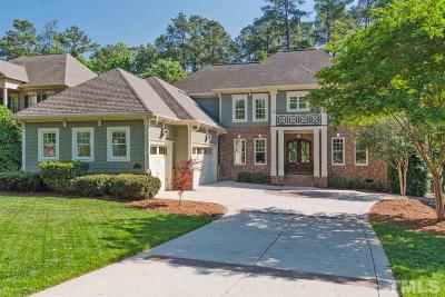 Chatham County Single Family Home For Sale: 82 Mountain Laurel