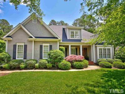 Chapel Hill Single Family Home For Sale: 325 Oxfordshire Lane