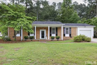 Harnett County Single Family Home For Sale: 91 Dogwood Lane