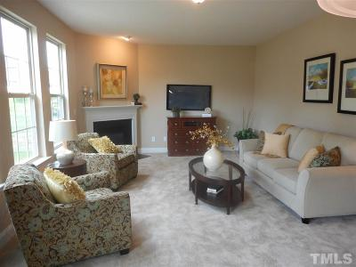 Raleigh Single Family Home Pending: 4504 Lord Mario Court #114