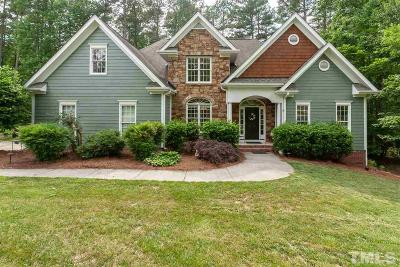Wake Forest Single Family Home For Sale: 2725 Penfold Lane