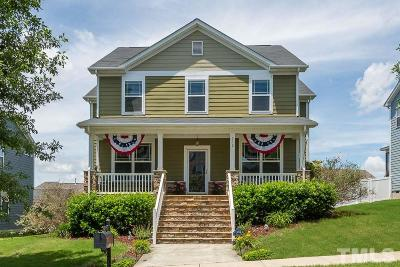 Wake Forest Single Family Home For Sale: 232 Austin View Boulevard