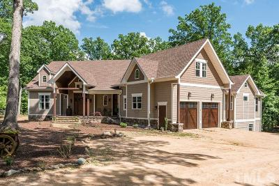 Pittsboro Single Family Home For Sale: 785 N Pea Ridge Road