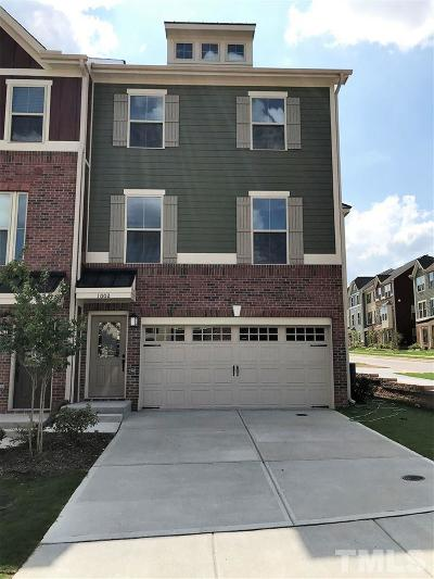 Apex Rental For Rent: 1002 Drayman Place