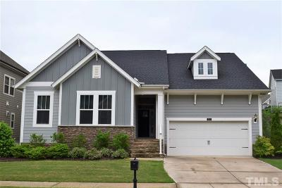 Holly Springs Rental For Rent: 804 Ancient Oaks Drive