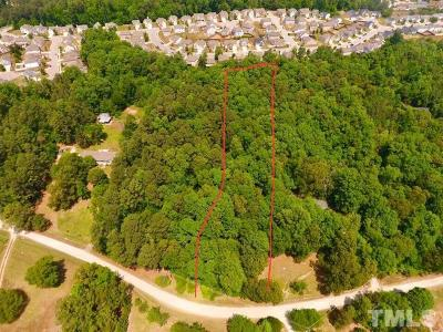 Raleigh Residential Lots & Land For Sale: 5233 Tomahawk Trail