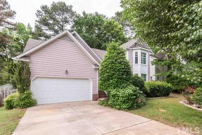 Raleigh Single Family Home For Sale: 9033 Tenderfoot Trail