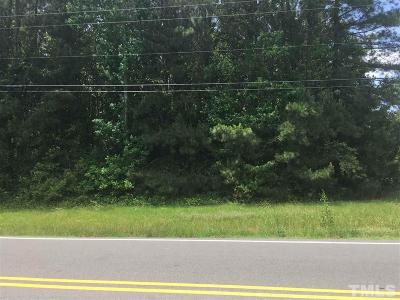 Wake County Residential Lots & Land For Sale: 10104 Lake Wheeler Road