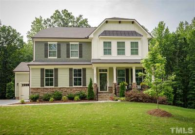 Apex Single Family Home For Sale: 1625 Padstone Drive