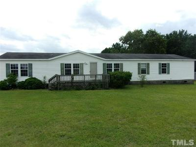 Johnston County Single Family Home Contingent: 1000 Braswell Road