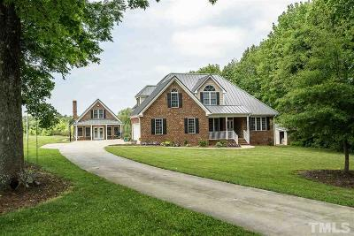 Mebane Single Family Home For Sale: 3902 Clearview Drive