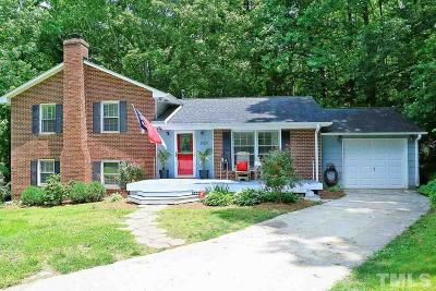 Raleigh Single Family Home For Sale: 6129 Bellow Street