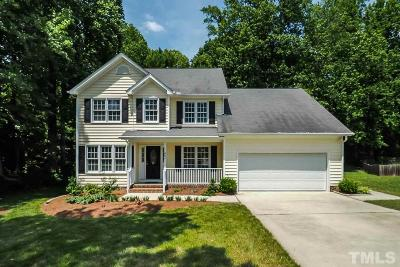 Fuquay Varina Single Family Home For Sale: 805 E Ivy Valley Drive