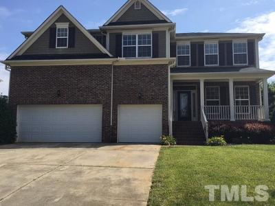 Apex Rental For Rent: 4811 Homeplace Drive