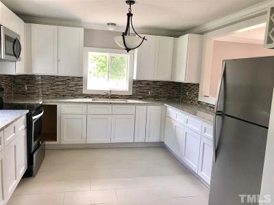 Durham Single Family Home For Sale: 2905 Camberly Drive