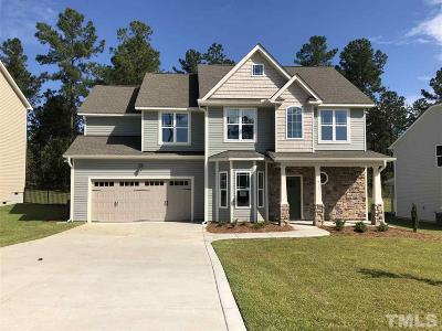 Harnett County Single Family Home For Sale: 411 Falls Creek Drive