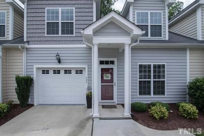 Wake Forest Townhouse Pending: 727 Magnolia Forest Court