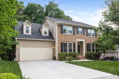 Cary Single Family Home For Sale: 102 Swallow Hill Court