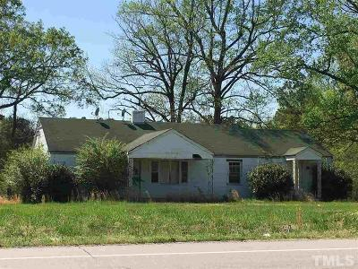 Durham Single Family Home For Sale: 3417 Cheek Road