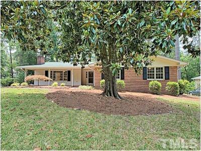 Durham Single Family Home For Sale: 3505 Tonbridge Way