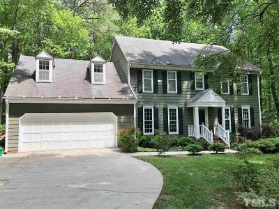Raleigh Single Family Home For Sale: 7300 Tanbark Way
