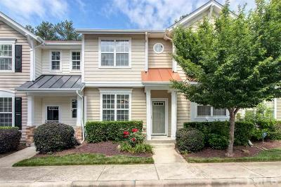 Durham Townhouse For Sale: 4212 Brenmar Lane
