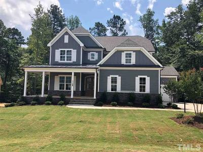 Wake Forest NC Single Family Home For Sale: $659,990