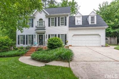 Raleigh Single Family Home For Sale: 8013 Gabriels Bend Drive