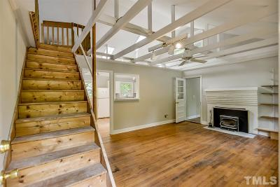 Chapel Hill Single Family Home For Sale: 105 W Stinson Street