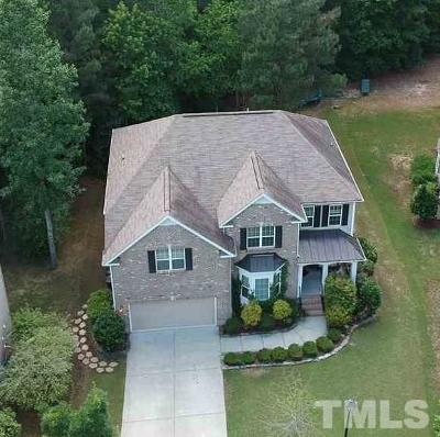 Raleigh Single Family Home For Sale: 2704 Amery Lane