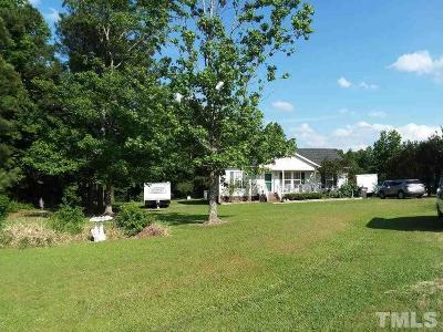 Harnett County Single Family Home For Sale: 15 Spikebuck Court