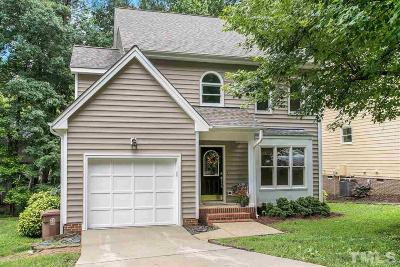 Cary Single Family Home For Sale: 104 Topsail Court