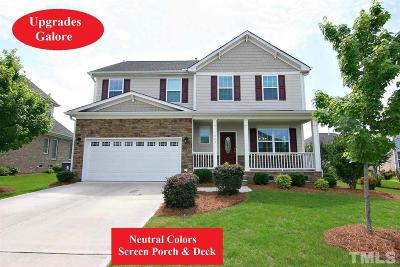 Knightdale Single Family Home For Sale: 1003 Brintons Mill Lane
