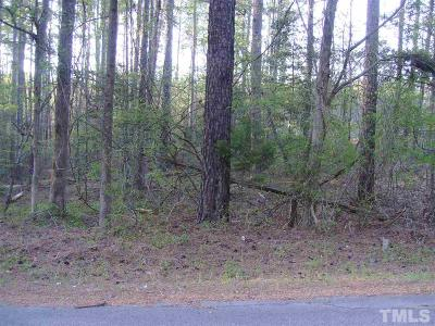 Louisburg Residential Lots & Land For Sale: 202 Sacred Fire Road