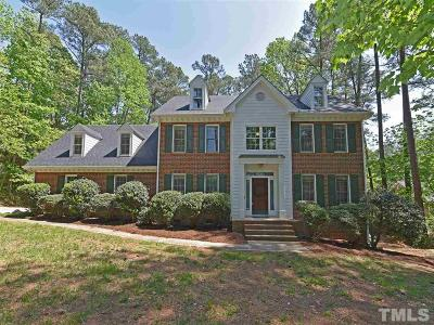 Raleigh Rental For Rent: 5509 Pine Leaf Court