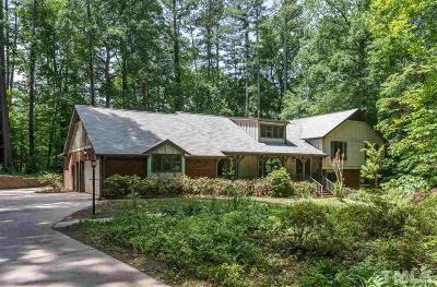 Cary Single Family Home For Sale: 241 Beachers Brook Lane