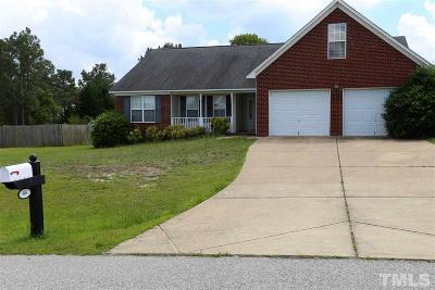 Harnett County Single Family Home For Sale: 66 Jubilee Court