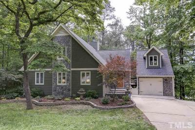 Raleigh NC Single Family Home For Sale: $549,000
