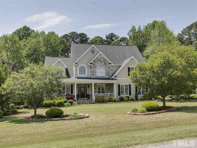 Wake Forest NC Single Family Home Contingent: $539,000