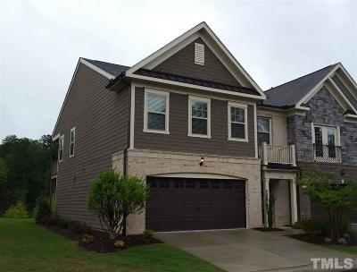 Cary Townhouse For Sale: 412 Daylin Drive